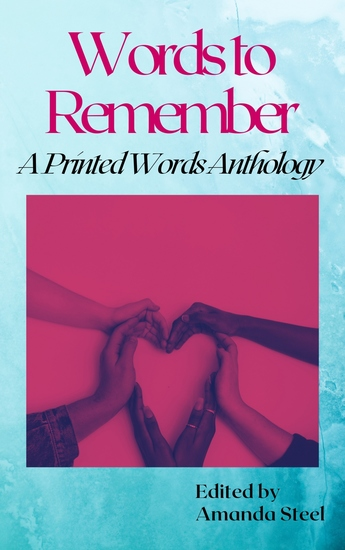 Words To Remember - A Printed Words Anthology - cover