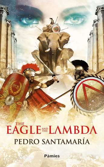 The Eagle and the Lambda - cover