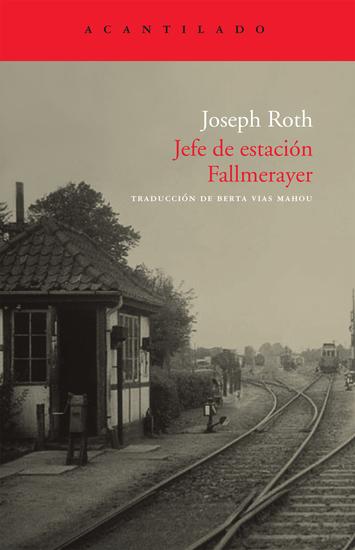 Jefe de estación Fallmerayer - cover