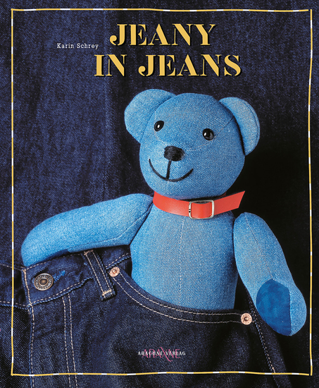 Jeany in Jeans - cover