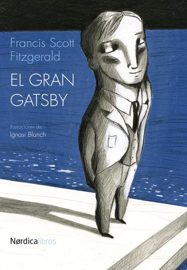El gran gatsby - cover