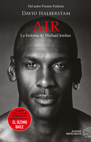 Air La historia de Michael Jordan - cover