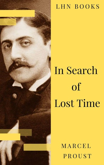In Search of Lost Time [volumes 1 to 7] - cover