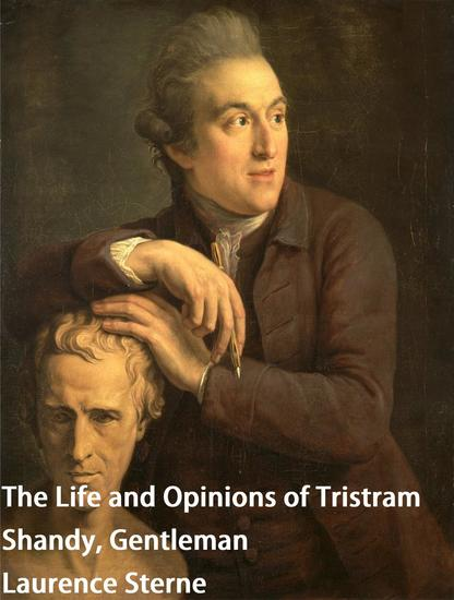 The Life and Opinions of Tristram Shandy Gentleman - cover