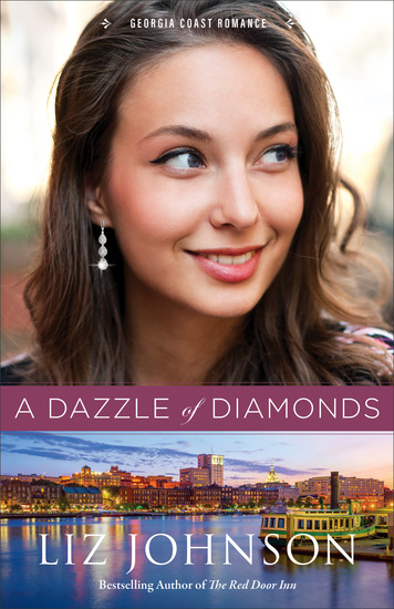 A Dazzle of Diamonds (Georgia Coast Romance Book #3) - cover
