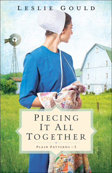 Piecing It All Together (Plain Patterns Book #1) - cover