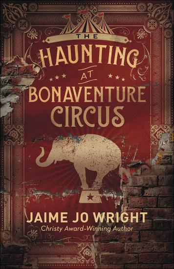 The Haunting at Bonaventure Circus - cover
