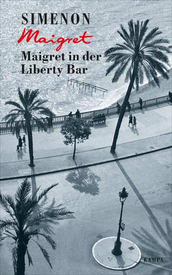 Maigret in der Liberty Bar - cover