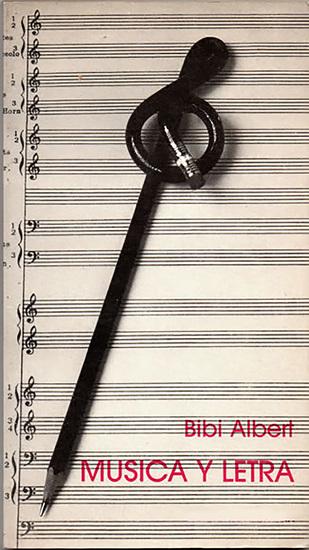Música y letra - cover