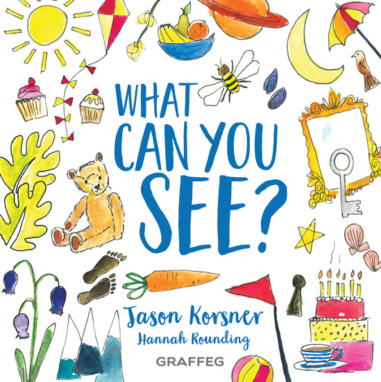What Can You See? - cover