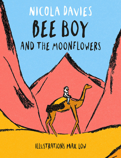Bee Boy and the Moonflowers - cover