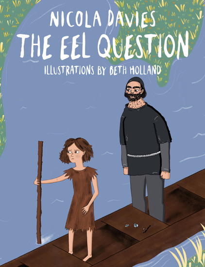 The Eel Question - cover