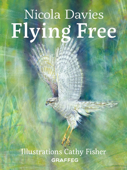 Flying Free - cover