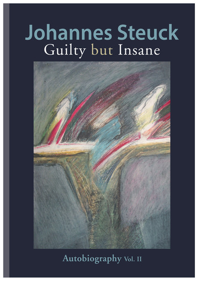 Guilty But Insane - Autobiography Vol 2 - cover