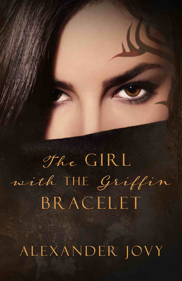 The Girl with the Griffin Bracelet - cover