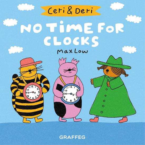 No Time for Clocks - cover