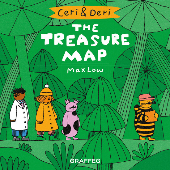 The Treasure Map - cover
