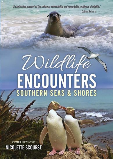 Wildlife Encounters - Southern Seas & Shores - cover