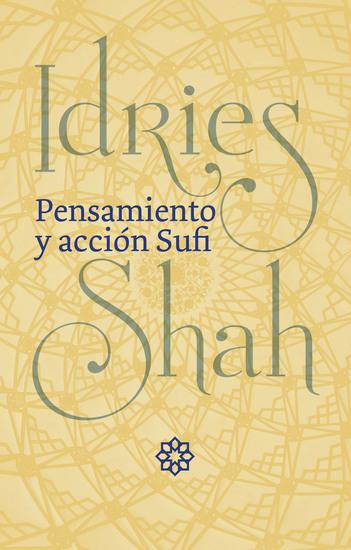 Pensamiento y acción Sufi - cover