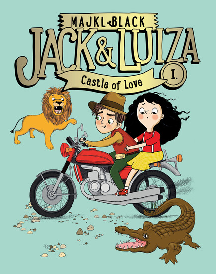 Jack and Luiza - Castle of Love - cover