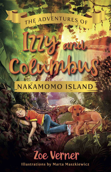 The Adventures of Izzy and Columbus - Nakamomo Island - cover