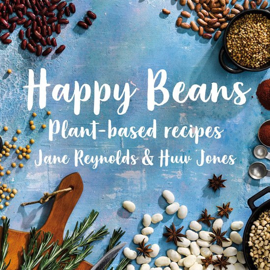 Happy Beans - Plant-based Recipes - cover
