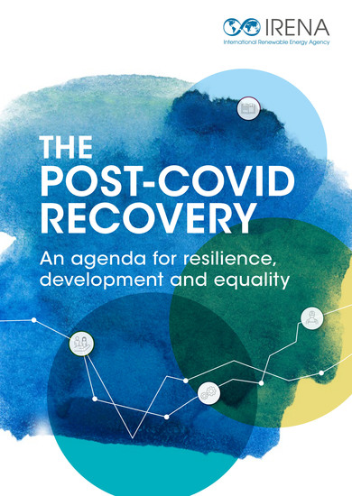 Post-COVID recovery: An agenda for resilience development and equality - cover