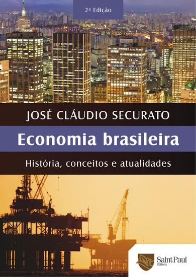 Economia Brasileira - cover