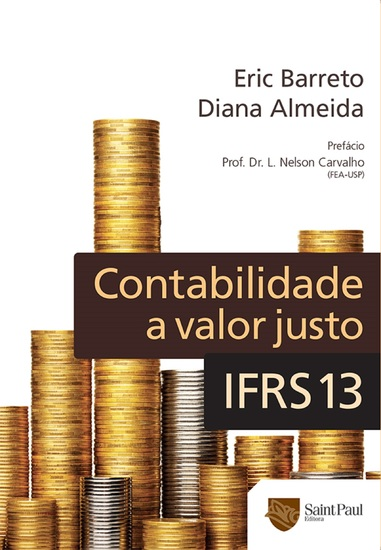 Contabilidade a Valor Justo - IFRS 13 - cover