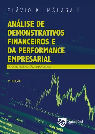 Análise de Demonstrativos Financeiros e da Performance Empresarial - Para Empresas Não Financeiras - cover