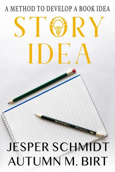 Story Idea - Writer Resources #1 - cover