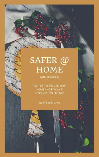 Safer @ Home with pfSense® - cover