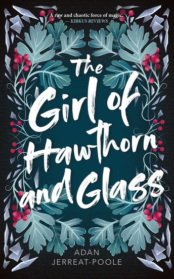 The Girl of Hawthorn and Glass - cover