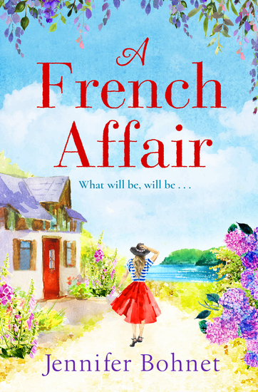 A French Affair - The perfect escapist read from bestseller Jennifer Bohnet - cover