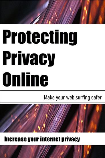 Protecting Privacy Online - cover