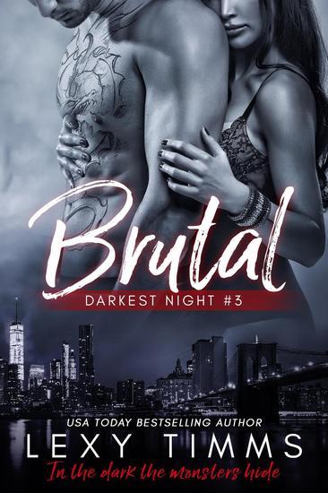 Brutal - Darkest Night Series #3 - cover