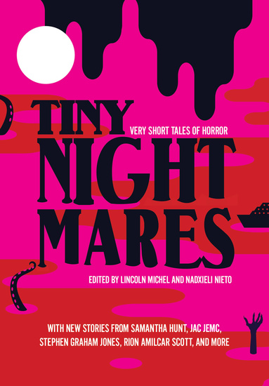 Tiny Nightmares - Very Short Stories of Horror - cover