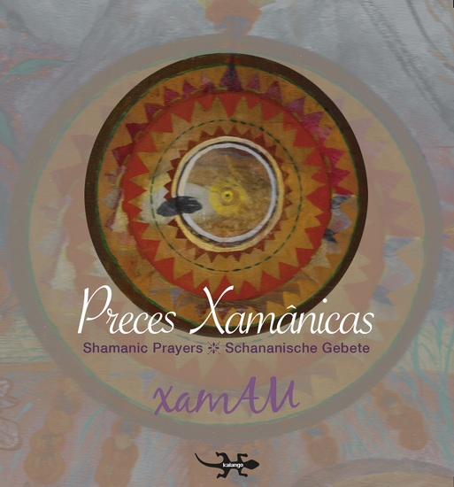Preces Xamânicas - cover