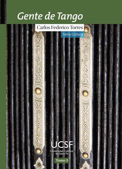 Gente de tango - Tomo 3 - cover