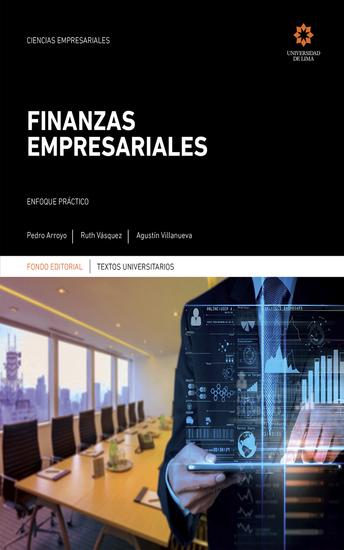 Finanzas empresariales - Enfoque práctico - cover