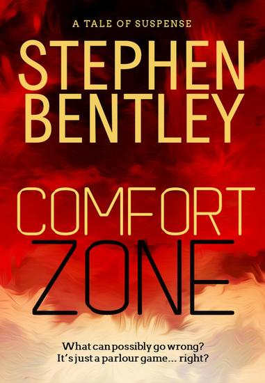 Comfort Zone: A Tale of Suspense - cover