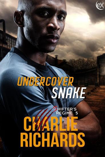 Undercover Snake - Shifter's Regime #5 - cover
