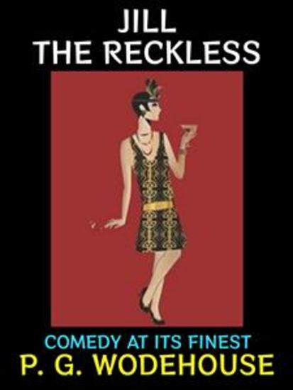 Jill the Reckless - cover