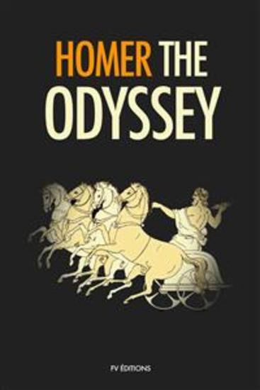 The Odyssey - Premium Ebook - cover