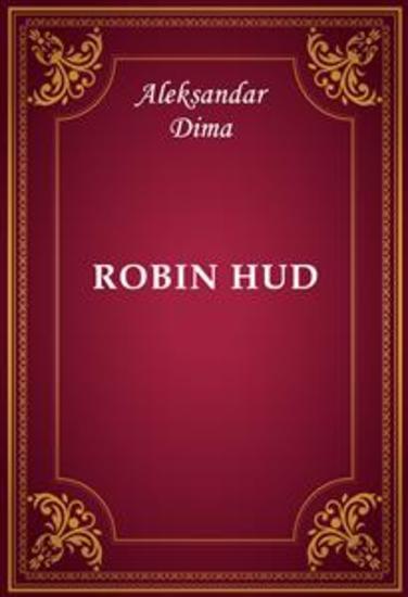 Robin Hud - cover