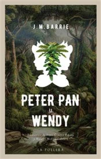 Peter Pan y Wendy - cover