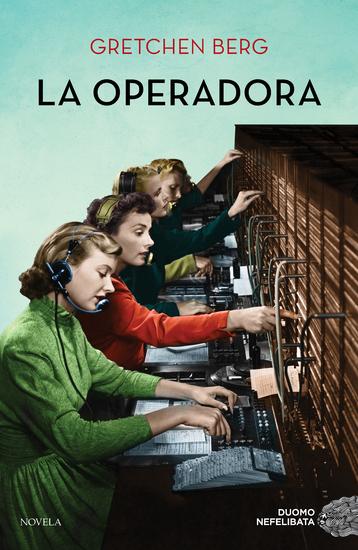 La operadora - 0 - cover