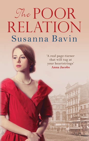 The Poor Relation - The page-turning novel of family romance and mystery - cover