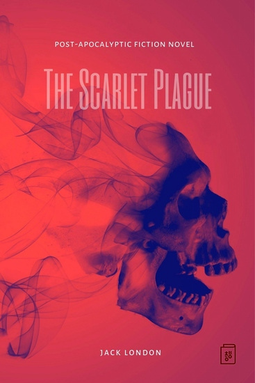 The Scarlet Plague - cover