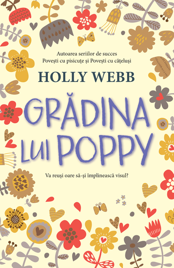 Gradina Lui Poppy - cover